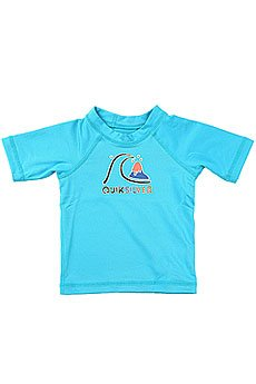 Гидрофутболка детская Quiksilver Bubble Infant I Hawaiian Ocean