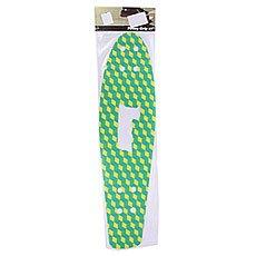 Шкурка для лонгборда Penny Griptape 27 Cubic Green