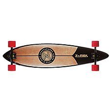Лонгборд Z-Flex Pintail Longboard Black/Red 9 x 38 (96.5 см)