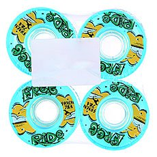 Колеса для лонгборда Sector 9 Freeride 5 Wheels Light Blue 78A 59 mm