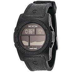 Электронные часы Nixon Rhythm Black