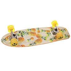 Скейт мини круизер Obfive Pineapple Vibes Multi 8 X 28 (71.1см)