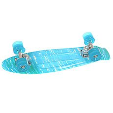 Скейт мини круизер St Waterline Multicolour 6 x 22.5 (57.2 см)
