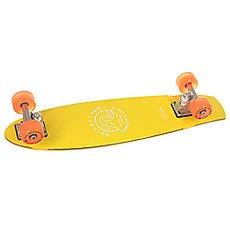 Скейт мини круизер Quiksilver Lanai Citron Fluro Yellow 6.5 x 26 (66 см)