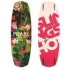 Вейкборд женский Slingshot Pearl White/Red