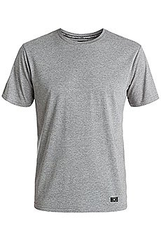 Футболка DC Basic Crew Tee Heather Grey