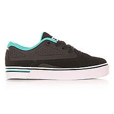 Кеды низкие детские DC Sultan B Shoe Bkb Black/Blue