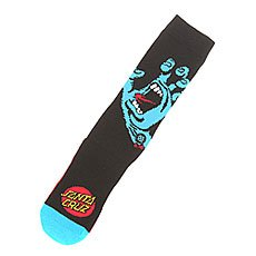 Носки средние Stance Foundation Screaming Hand Blue