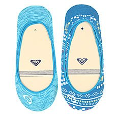 Носки низкие Roxy Gypsy Knit Liners Morning Sky