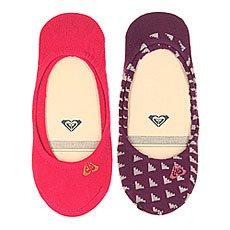 Носки низкие женские Roxy Racer Lilac