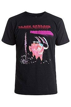 Футболка Quiksilver Black Sabbath Par Black