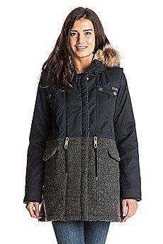 Куртка зимняя женская Roxy Anzoras J Jckt True Black