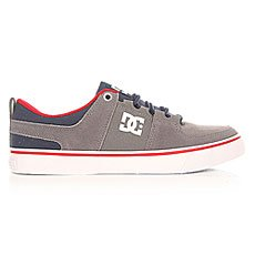 Кеды низкие DC Lynx Vulc Grey/Dark Navy