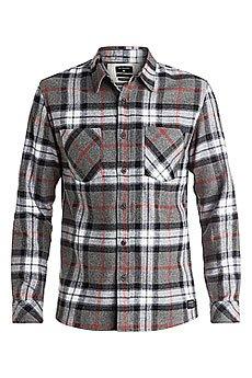Рубашка в клетку Quiksilver Fithrower Fitzthrower Black