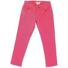 Джинсы прямые детские Roxy Yellow Pant Paradise Pink