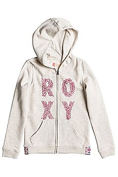 Толстовка классическая детская Roxy Sea G Otlr Metro Heather