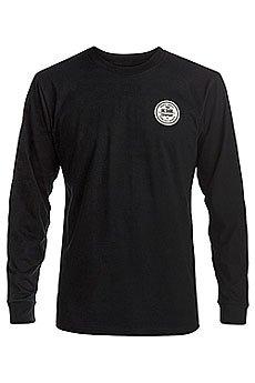 Лонгслив DC Circular Seal Black