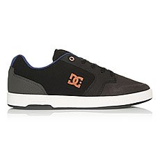 Кеды низкие DC Argosy Grey/Black/Blue