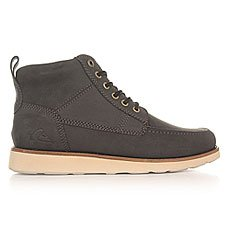 Ботинки высокие Quiksilver Sheffield Black/Brown