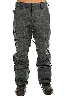 Штаны сноубордические Quiksilver Porter Denim Black