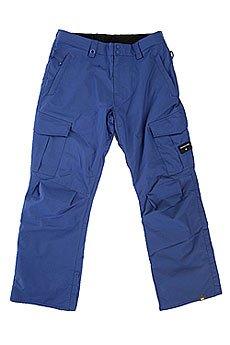Штаны сноубордические Quiksilver Porter Ins Pt Sodalite Blue