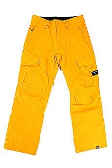 Штаны сноубордические Quiksilver Porter Ins Pt Cadmium Yellow