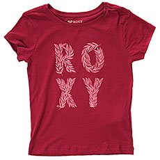 Футболка детская Roxy Rgbasicwild Red Plum
