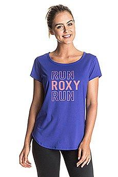 Гидрофутболка женская Roxy Kaliska Royal Blue