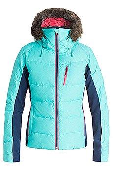 Куртка женская Roxy Snowstorm Blue Radiance