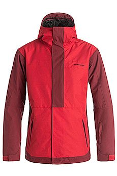 Куртка Quiksilver Ambition Racing Red