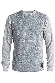 Джемпер Quiksilver Keller Crew Light Grey Heather