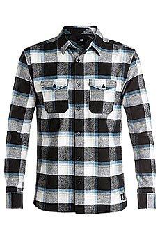 Рубашка в клетку DC Shoes Marsha Marsha Black