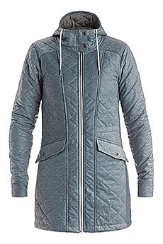 Куртка женская Roxy Lofty Sweat Mid Heather Grey