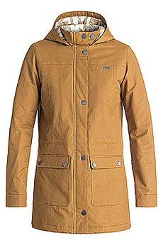 Куртка женская Roxy Piper Peak Bone Brown