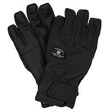 Перчатки сноубордические DC Seger Glove Black