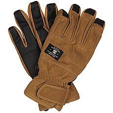 Перчатки сноубордические DC Seger Glove Dull Gold