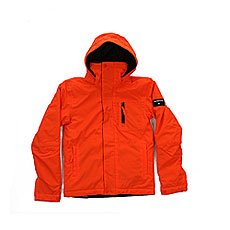 Куртка детская Quiksilver Mission Solid Flame