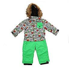 Комбинезон сноубордический детский Quiksilver Rookie Sesame Street Oscar