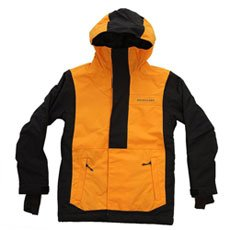 Куртка детская Quiksilver Ambition Cadmium Yellow