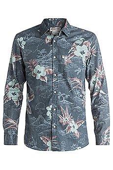 Рубашка Quiksilver Parrotjungleshl Parrot Jungle Navy