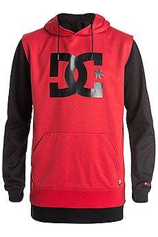 Толстовка сноубордическая DC Dryden Racing Red