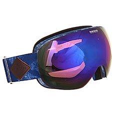 Маска для сноуборда Quiksilver Qs_R Highdye Blue