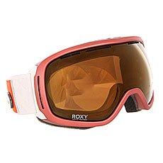 Маска для сноуборда женская Roxy Rockferry White