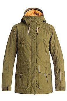 Куртка женская Roxy Tribe Military Olive