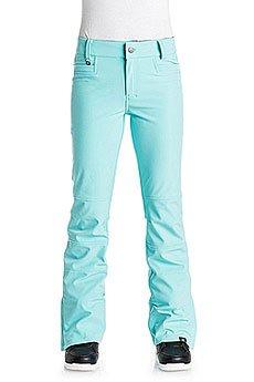 Штаны сноубордические женские Roxy Creek Blue Radiance