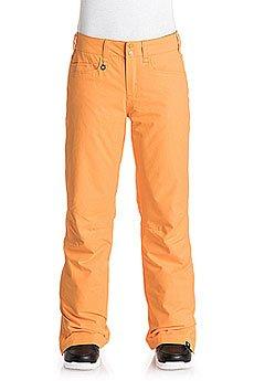 Штаны сноубордические женские Roxy Backyard Blazing Yellow