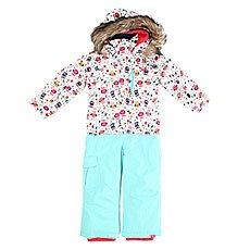 Комбинезон сноубордический детский Roxy Paradise Suit K Snsu Little Owl_bright Wh