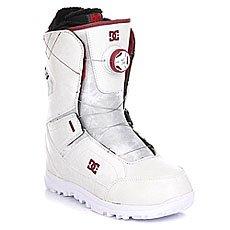 Ботинки для сноуборда женские DC Search White/Syrah