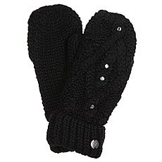 Варежки женские Roxy Shootstarmitten True Black