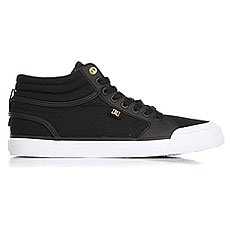 Кеды высокие DC Evan Smith Hi Black/Gold